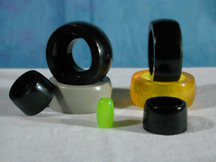 Urethane Crowned Rollers